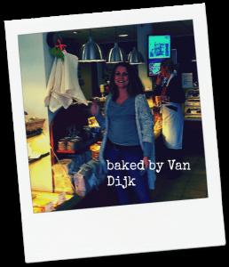 polaroid baked by van dijk