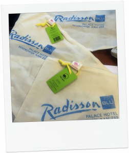 radisson blu hotel noordwijk, breadbag, bag-again, zero waste, duurzaamheid, promotional, breakfast