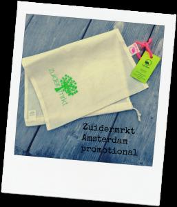 zuidermrkt, superette bedrukking, promotional, bag-again breadbag