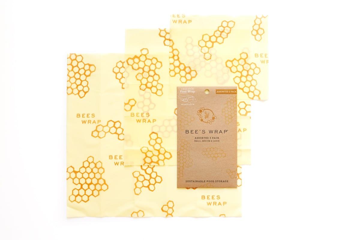 bee's wrap assorted, bijenwasdoek, bag-again zero waste webshop