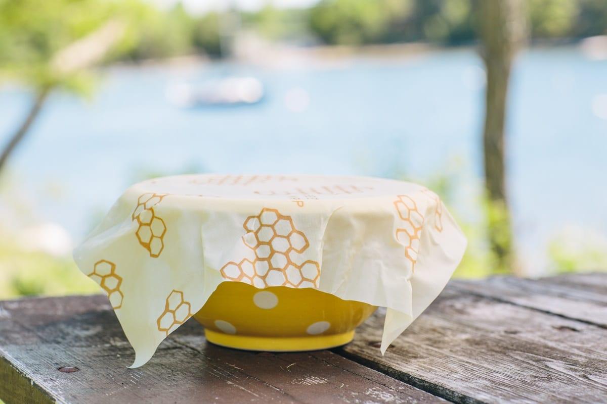 bee's wrap bag-again, bijenwasdoek zero waste webshop