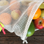 sfeerfoto bag-again® original fruit&vegetable bag L
