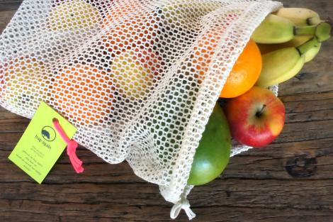 sfeerfoto bag-again® original fruit&vegetable bag L