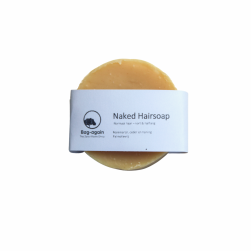naked hair soap Bag-again zero waste webshop