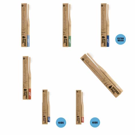 hydrophil bamboe tandenborstels Bag-again zero waste webshop