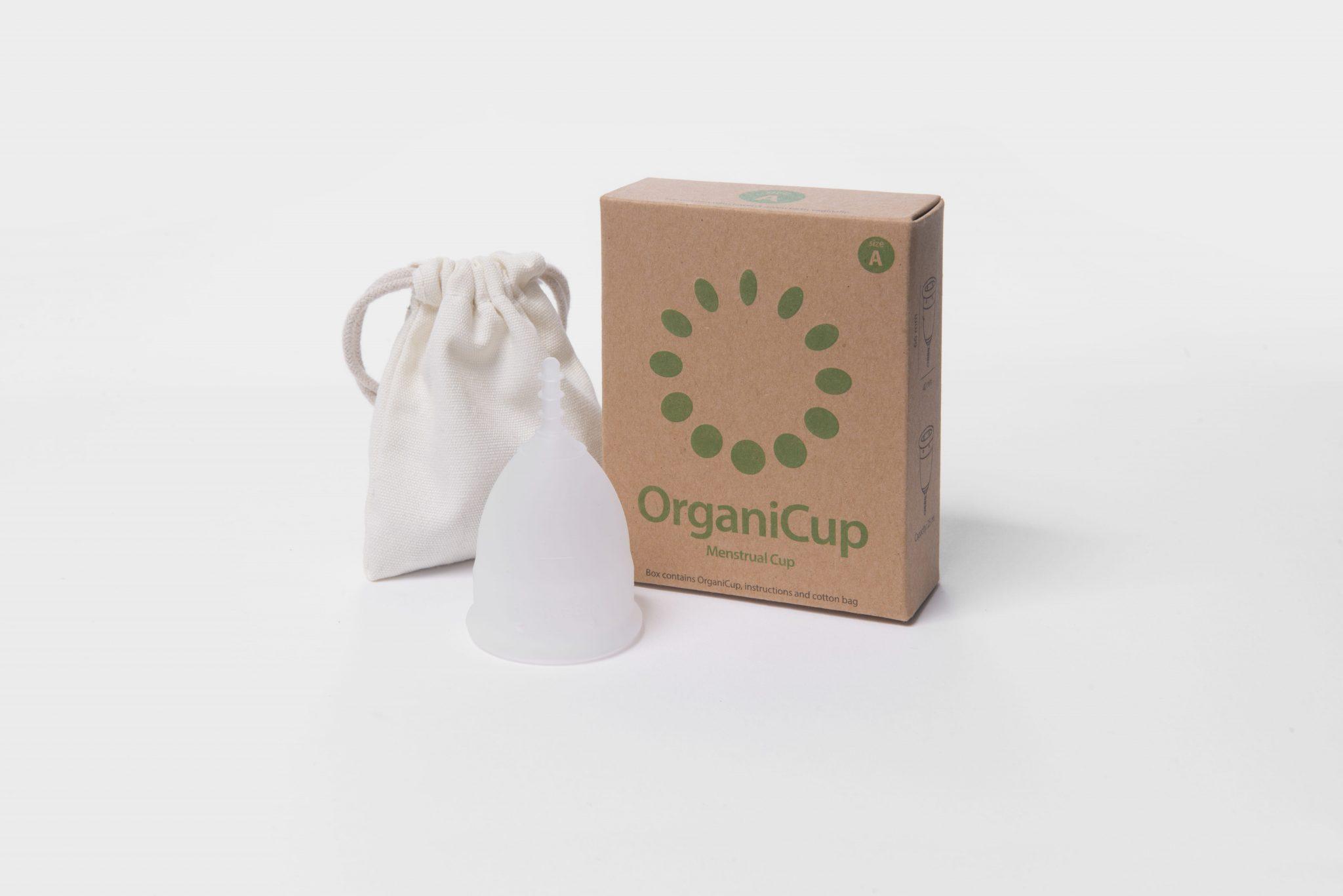 organicup, menstruatiecup, zero waste, bag-again