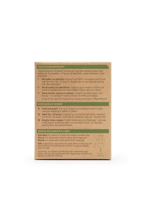 Organicup Bag-again zero waste webshop