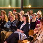 bea johnson 2017 amsterdam, lecture, public pllek bag-again, zero waste, anewzero