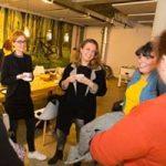 bea johnson 2017, lecture amsterdam, anewzero, bag-again, zero waste bloggers