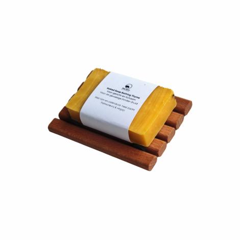 bathing thyme naked soap Bag-again zero waste webshop