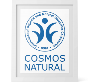 cosmos logo Bag-again zero waste webshop