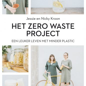 het zero waste project, boek, bag-again, zero waste webshop, plasticvrij leven