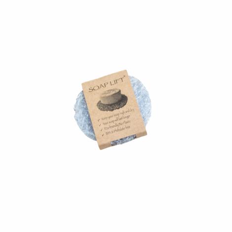soap lift round crystal Bag-again zero waste webshop
