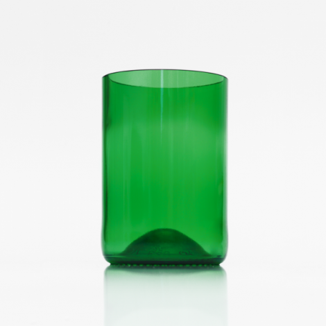 glass green rebottled bag-again zero waste webshop