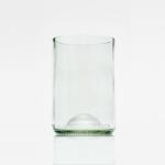 glass clear, rebottled bag-again zero waste webshop