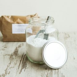 baking soda 1 kg in papier, bag-again, zero waste shop