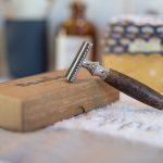 safety razor met bamboe handvat, zero waste webshop, bag-again