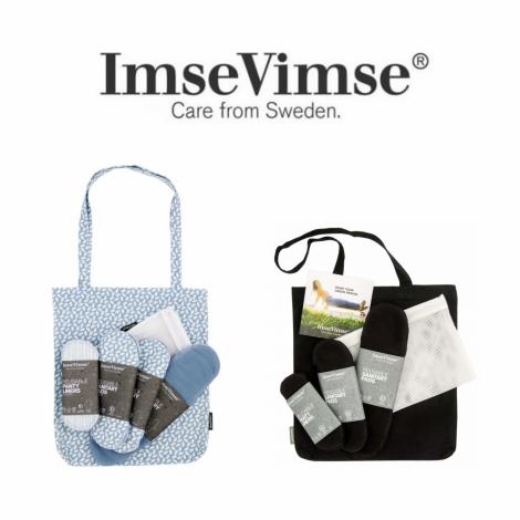 imse vimse startkit wasbaar maandverband Bag-again zero waste webshop