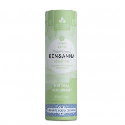 Ben Anna sensitive deodorant Bag-again zero waste webshop
