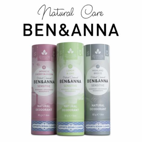 Ben & Anna sensitive deodorant Bag-again zero waste webshop