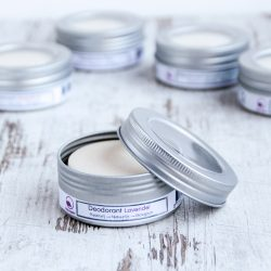 Bag-again deodorant in blikje Lavendel, zero waste webshop