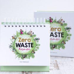 kalender veerle colle, bag-again, zero waste webshop