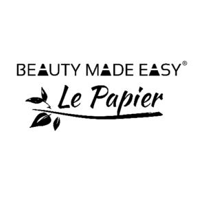 logo le papier beauty made easy bag-again zero waste webshop