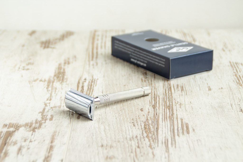 safety razor gesloten kam, bag-again, zero waste webshop