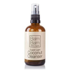 Balm balm coconut cleanser in glas, Bag-again zero waste webshop