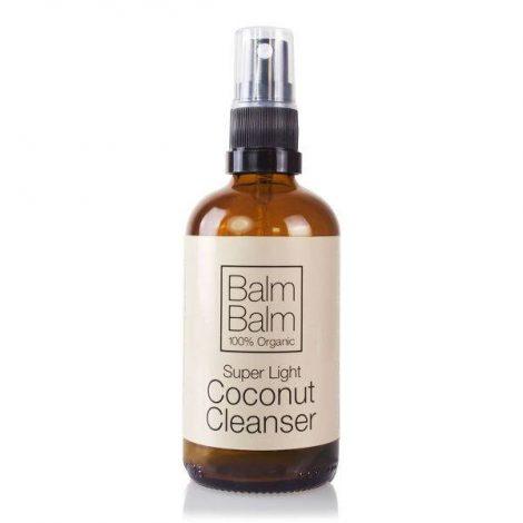 Balm balm coconut cleanser in glas, Bag-again zero waste webshop
