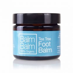 balm balm footbalm tea tree, Bag-again, zero waste webshop