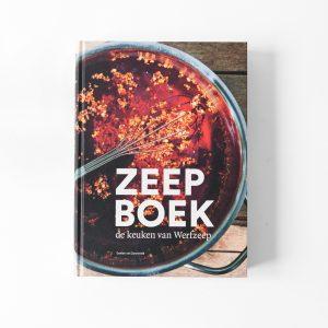 Werfzeep, Het Zeepboek, de keuken van Werfzeep, Bag-again, Zero waste webshop