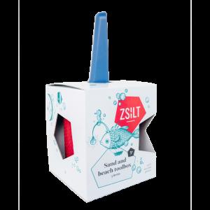 Zsilt strandspeelgoed recycled plastic Bag-again zero waste webshop