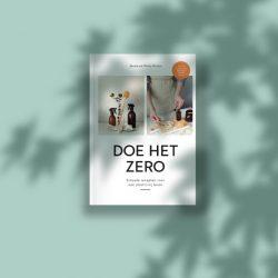 Boeken over leven met minder afval, minimalisme en duurzaamheid