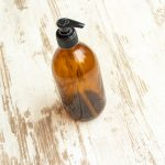 pompflacon amberkleurig glas, Bag-again zero waste webshop