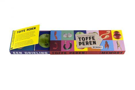 toffe peren memoryspel Bag-again zero waste webshop