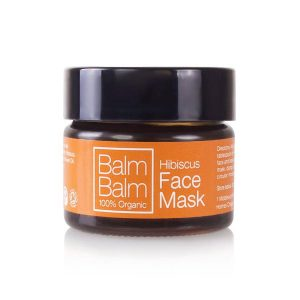 Balm Balm Hibiscus organic Face Mask Bag-again zero waste webshop