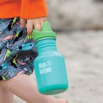 Klean Kanteen Kid sportdop Bag-again zero waste webshop