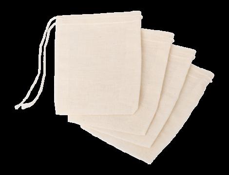 katoenen kruidenzakjes Bag-again zero waste webshop