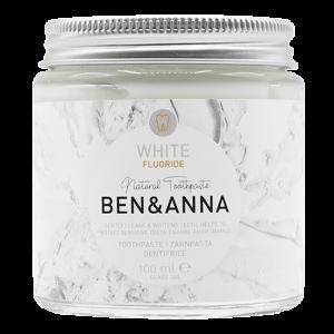 ben anna tandpasta white met fluoride Bag-again zero waste webshop