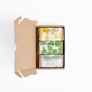 zeepset werfzeep Bag-again zero waste webshop