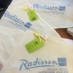 radisson blu Bag-again zero waste webshop