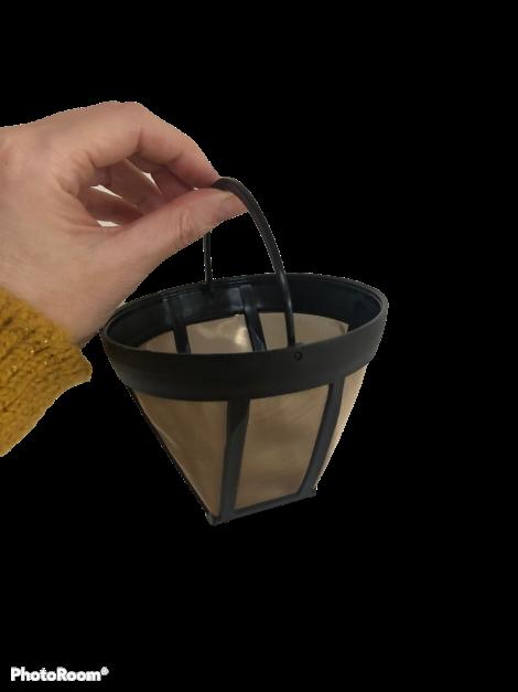herbruikbaar koffiefilter finum Bag-again zero waste webshop