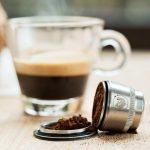 nespresso cups hervulbaar rvs Bag-again zero waste webshop