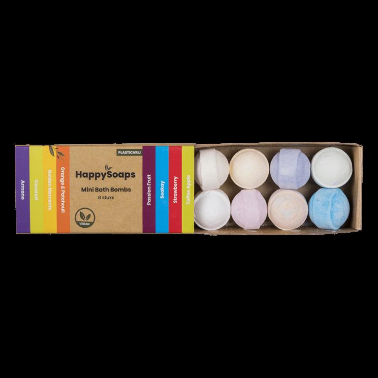 happy soaps bath bombs Bag-again zero waste webshop