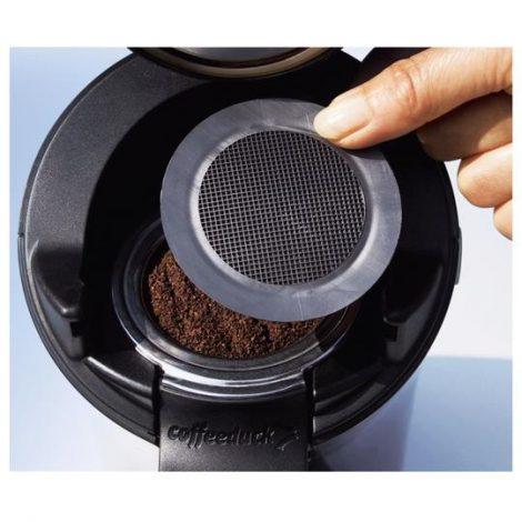 hervulbare senseo pad quadrante en latte Bag-again zero waste webshop