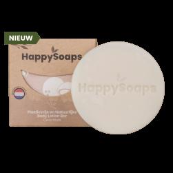 bodylotion bar coco nuts happysoaps Bag-again zero waste webshop