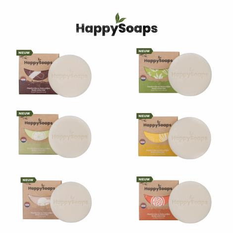 happysoaps bodylotionbars Bag-again zero waste webshop