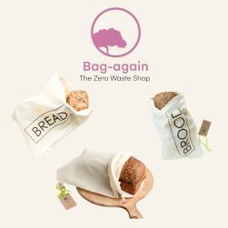 Katoenen broodzakken/Breadbags
