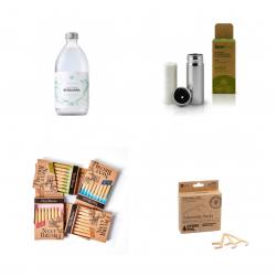Floss, ragers en mondwater zonder plastic